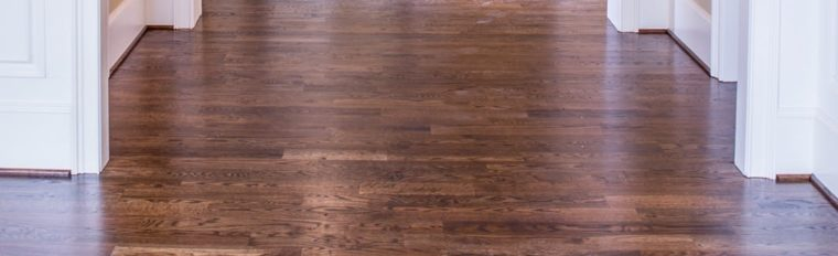 Hardwood floor in a Miami Florida Home